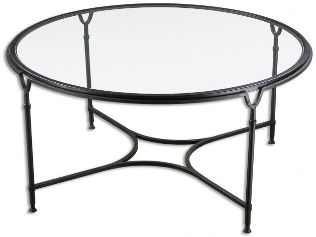 Samson Glass Coffee Table