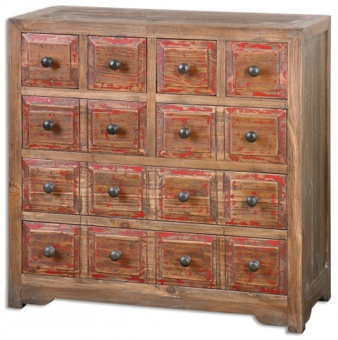 Rylee Weathered Drawer Chest