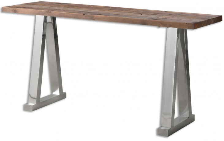 Hesperos Wooden Console Table