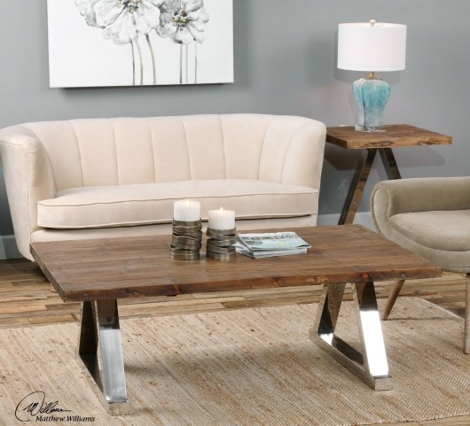 Hesperos Wooden Occasional Table Set