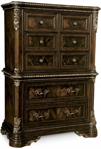 Gables 8 Drawer Chest-on-Chest