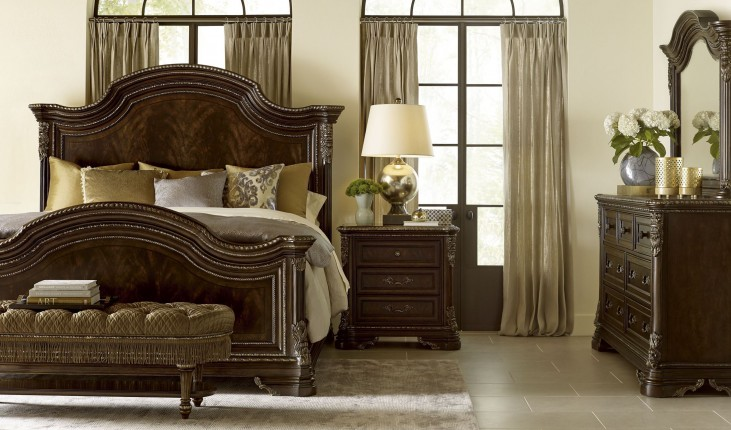 Gables Panel Bedroom Set