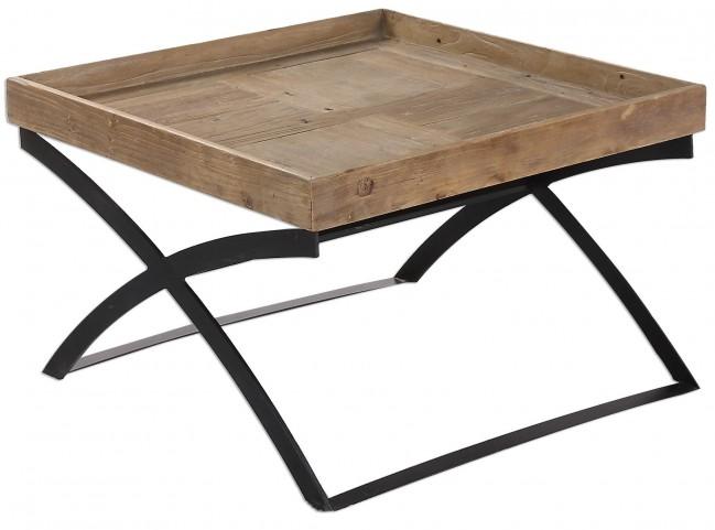 Ferox Elm Tray Coffee Table
