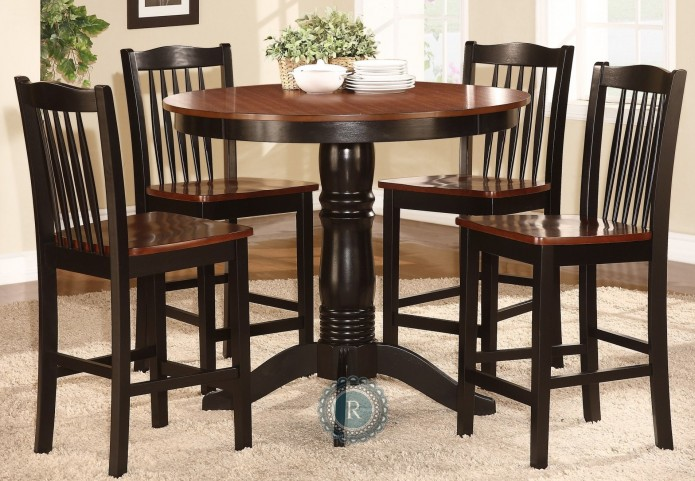 Andover 5-Piece Pack Counter Height Set