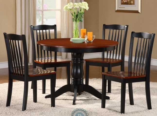 Andover 5-Piece Pack Dinette Set