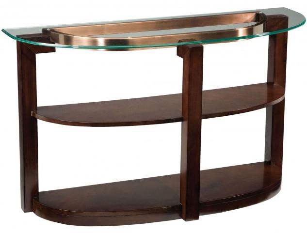 Coronado Dark Chocolate Sofa Table