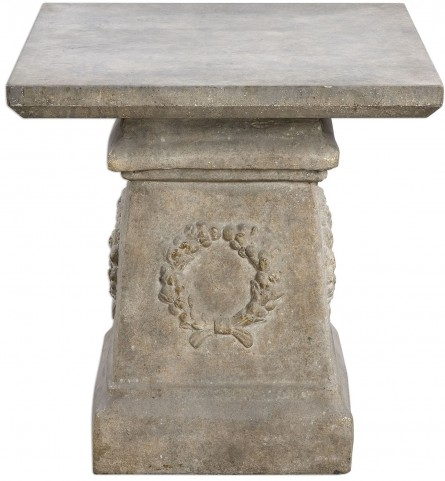 Giacinta Stone Accent Table