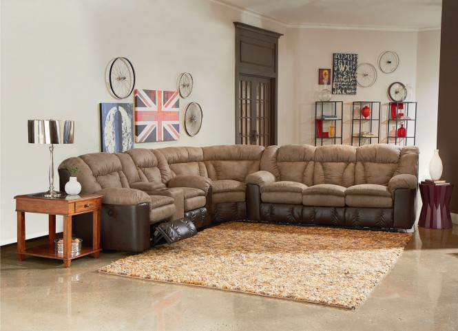 Talon Sahara Sand Sectional From Lane Furniture