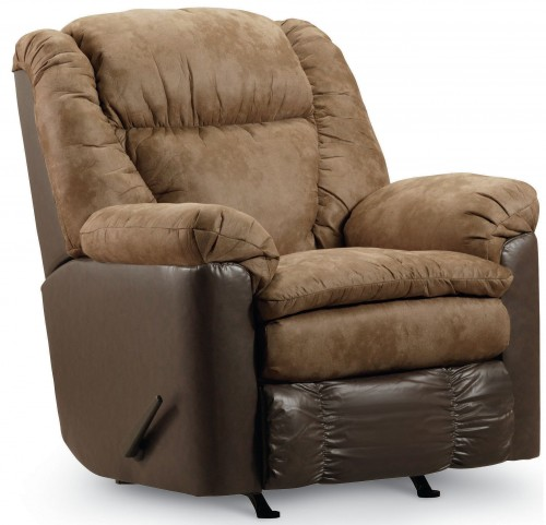Talon Sahara Sand Rocker Recliner From Lane Furniture