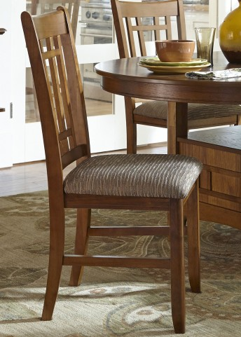 Santa Rosa Mission Side Chair Set of 2
