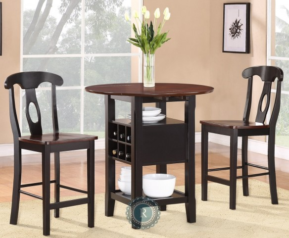 Atwood 3-Piece Pack Counter Height Set
