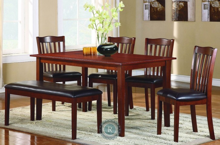 Schaffer 6-Piece Pack Dinette Set