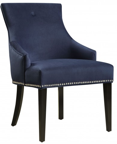 Bella Navy Dining Chair