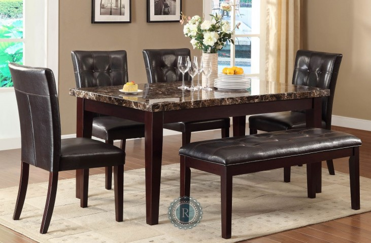 Teague Rectangular Dining Room Set