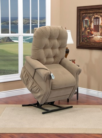 25 Series Three-way Reclining Aaron Lift Chair