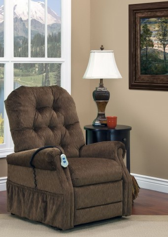 Vista Earth Three Way Reclining Lift Chair