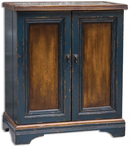 Agacio Wooden Bar Cabinet