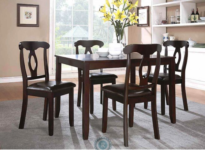Keira 5-Piece Pack Dinette Set