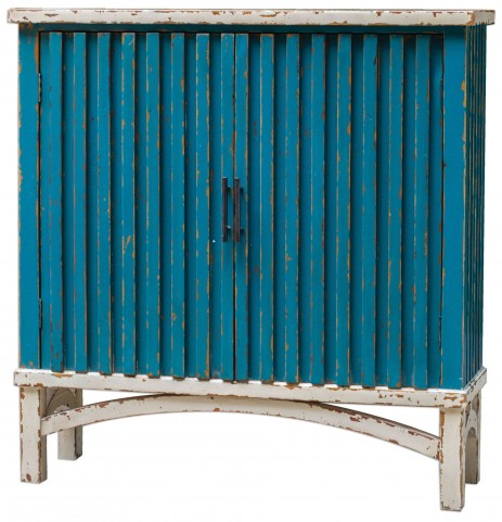 Juhani Blue Accent Chest