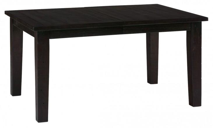 Prospect Creek Extendable Rectangular Dining Table