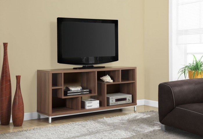 Walnut Hollow-Core TV Console