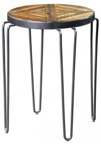 Stelios Round Accent Table