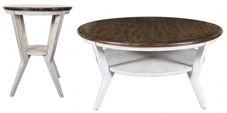 Delino Occasional Table Set
