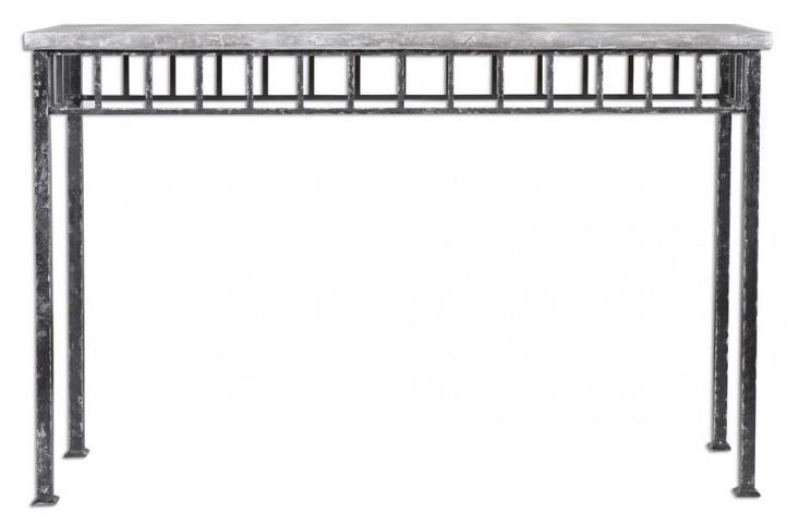 Silva Concrete Console Table
