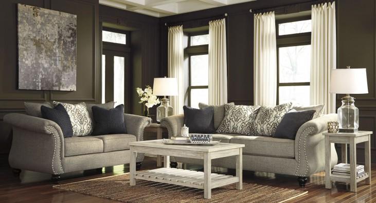 Jonette Stone Living Room Set