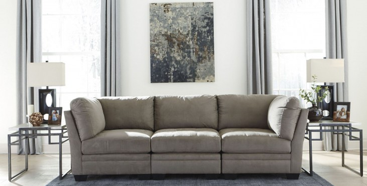 Iago Beige Sectional