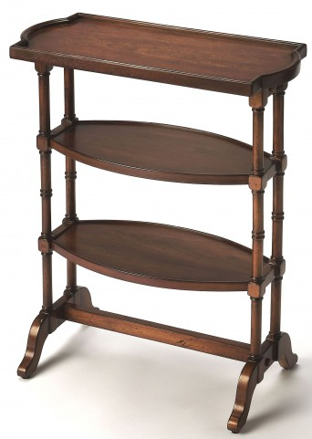 Anton Antique Cherry Side Table