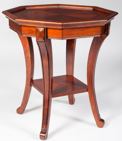 Kingston Masterpiece Antique Cherry Lamp Table