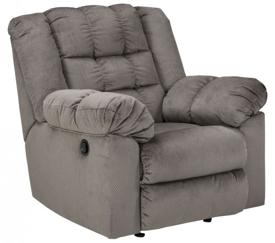 Mort Charcoal Rocker Recliner