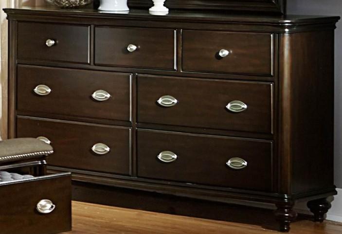 Marston Dark Cherry Dresser