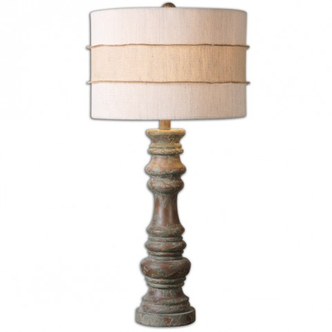 Gerlind Wooden Table Lamp