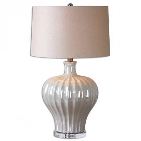 Capolona Pearl Glaze Lamp