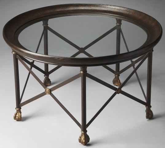 Richton Metalworks Cocktail Table