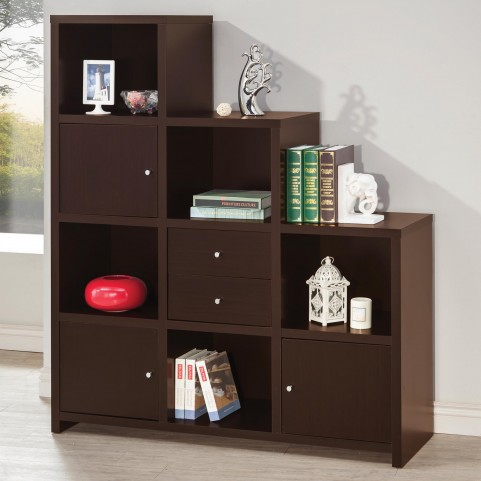 801170 Asymmetrical Bookshelf