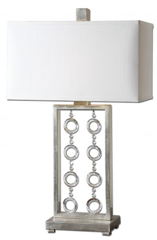 Arlena Crystal Accent Table Lamp