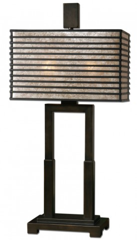 Becton Modern Metal Table Lamp