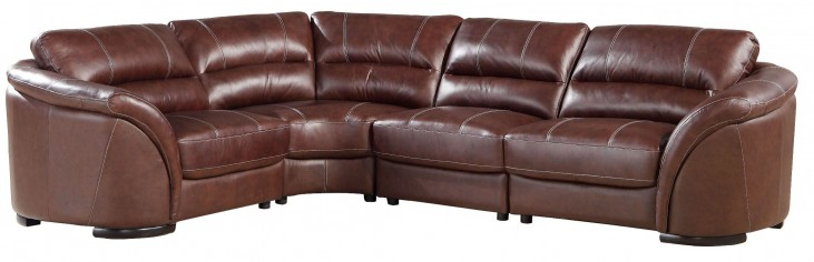 Norton Brown Sectional