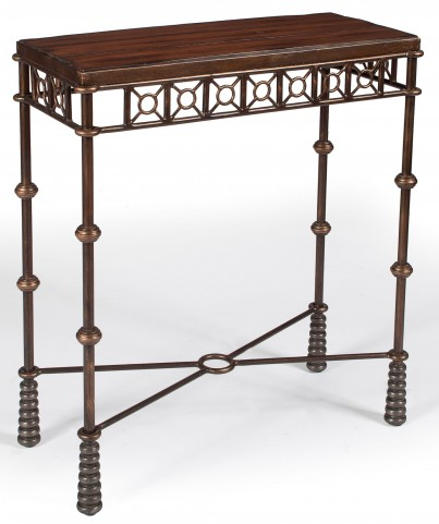 Glendale Metalworks Console Table