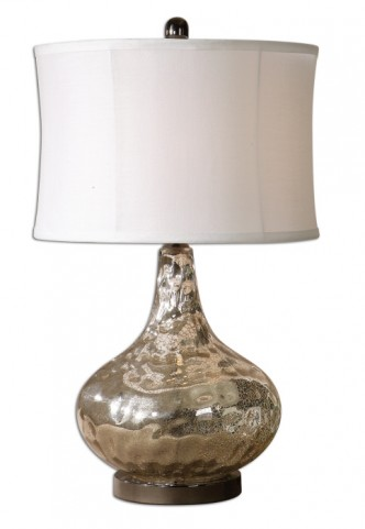 Vizzini Glass Table Lamp