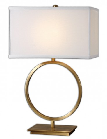 Duara Circle Table Lamp