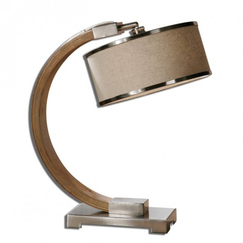 Metauro Wood Desk Lamp