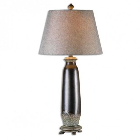 Diona Dark Bronze Table Lamp
