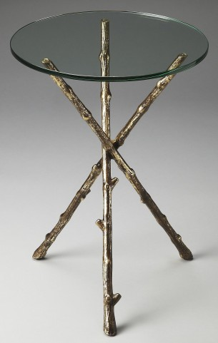 Alpine Metalworks Accent Table