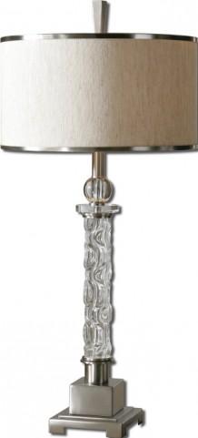 Campania Glass Table Lamp