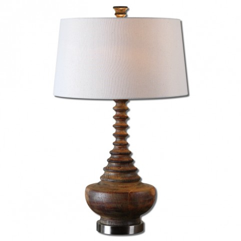 Diega Solid Wood Table Lamp