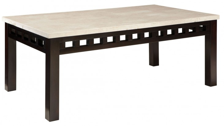 Gateway Off White Cocktail Table